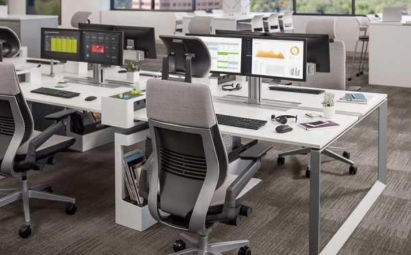 Ergonomische Bürostühle - Steelcase