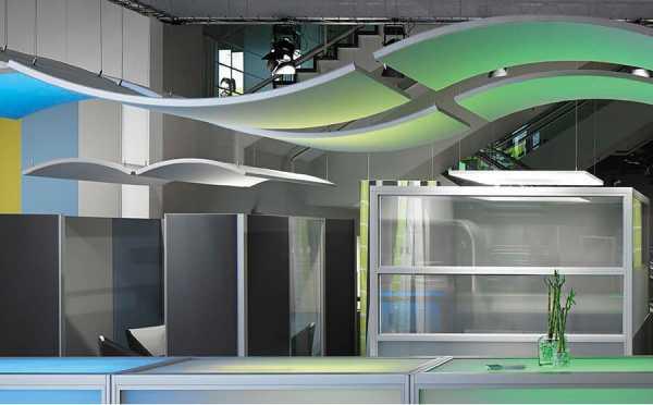 Akustiklösungen für Büroräume - Preform