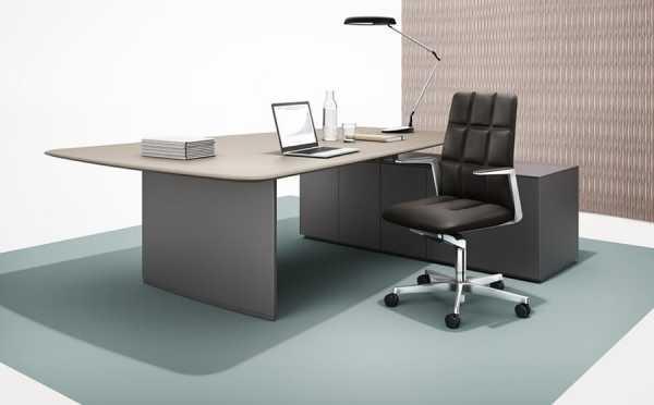 Stilvoller Bürostuhl - Walter Knoll