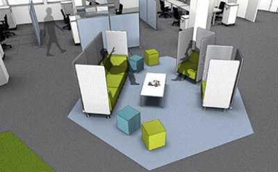 Effiziente Büroplanung München