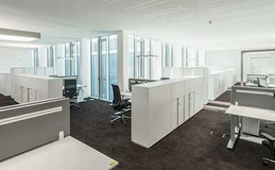 Realisierung von Bürokonzepten München