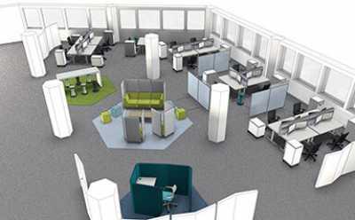 Planung - Konzept - Bürodesign