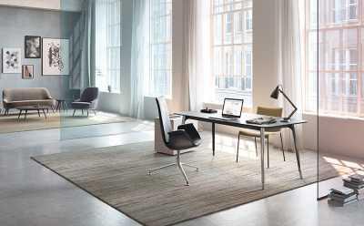 Büroausstattung und Büromöbel in München mit Konzept