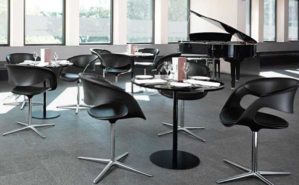 Stilvolle Cafeteria - Walter Knoll