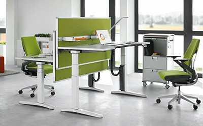 Sitzmöbel fürs Büro Ergonomie München