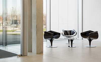 Bequeme Sitzmöbel für Büro und Wartebereich